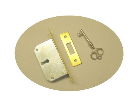 Piano Or Music Box Lock 752